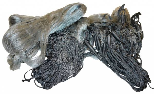 Bilde av Fjordgarn 1,5x4 40MD 45mm grå