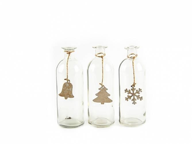 Bilde av Glassflasker