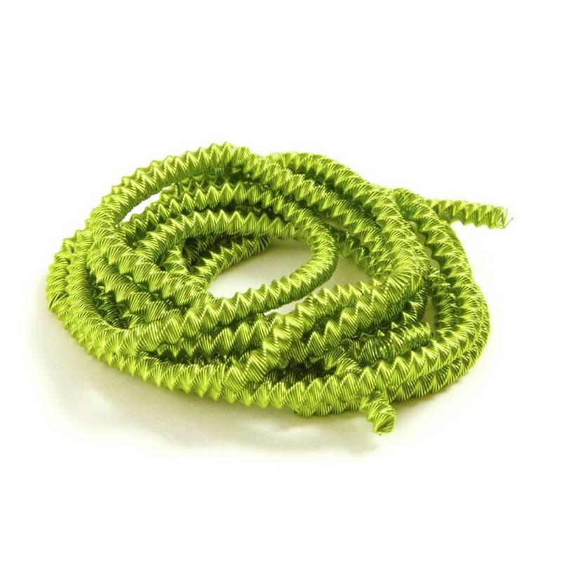 Bilde av Buljongtråd, grønn (remse)