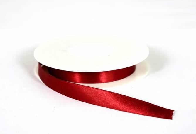Bilde av Silkebånd, burgunder, 15 mm