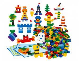 Bilde av Kreativt set med LEGO® klossar