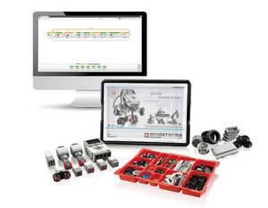 Bilde av LEGO® MINDSTORMS® Education EV3 grundset