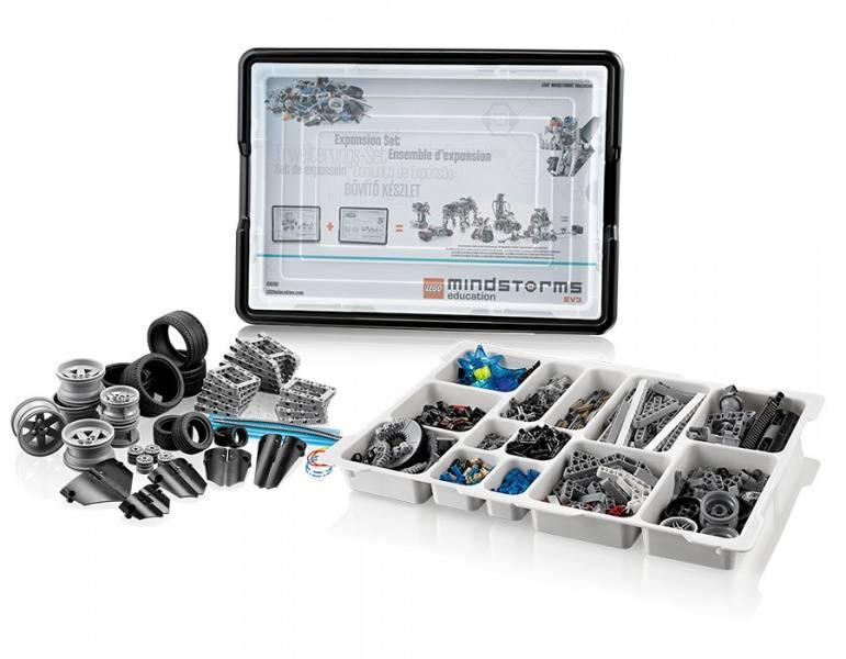 LEGO® MINDSTORMS® Education EV3 Expansionsset