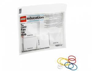 Bilde av LEGO® LE Ersättningspaket Gummiband