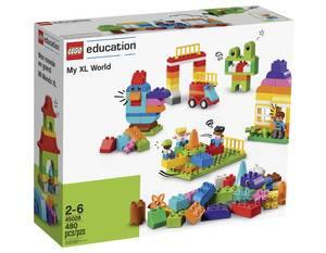 Bilde av  LEGO® Education Min jättestora värld