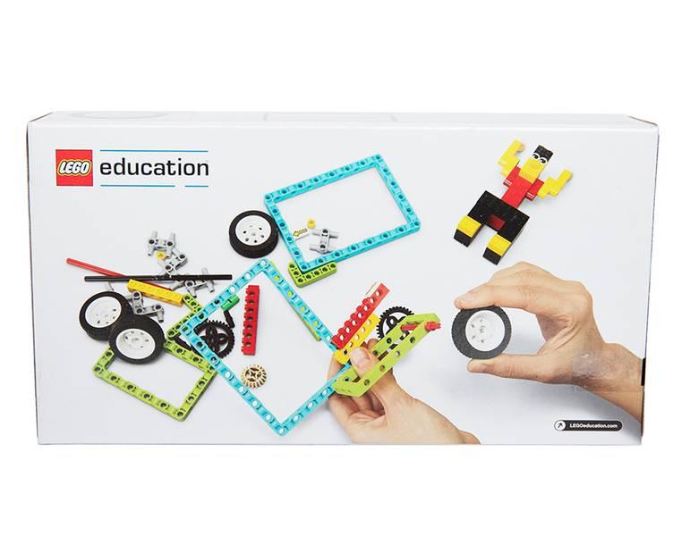 LEGO® Education BricQ Motion Prime individuellt inlärningsset