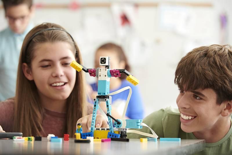 LEGO® Education SPIKE™ Prime med utbyggnadsset (10 elever)