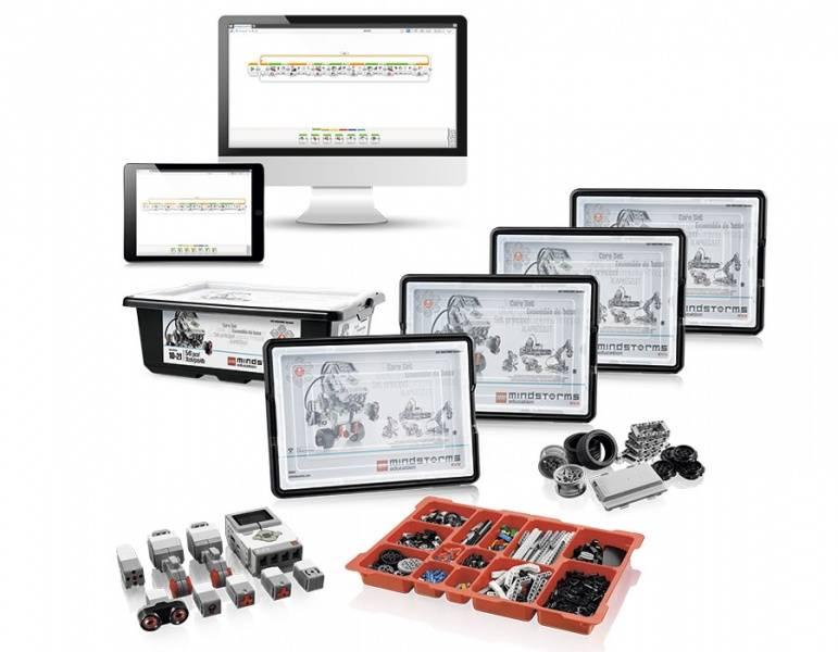 LEGO®MINDSTORMS®Education EV3 (10 elever)