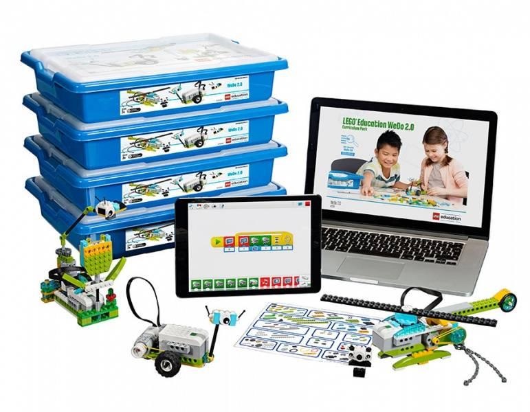 LEGO® Education WeDo 2.0 (10 elever)