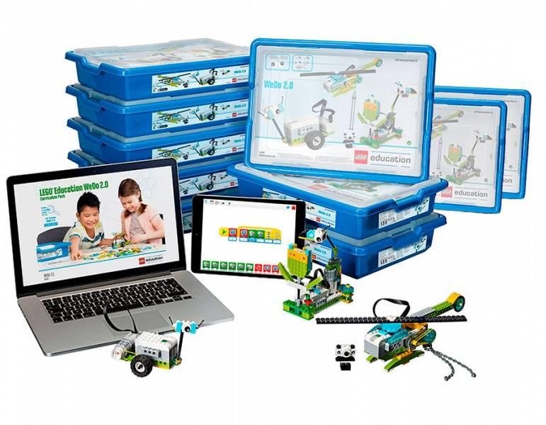 LEGO® Education WeDo 2.0 (20 elever)