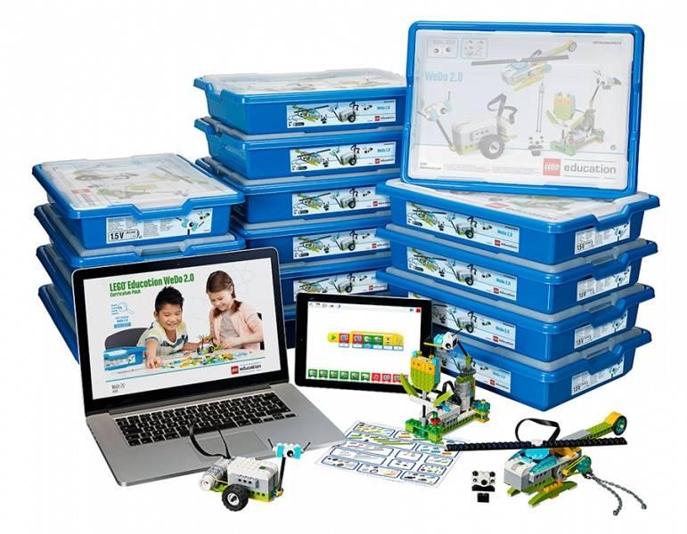 LEGO® Education WeDo 2.0 (30 elever)