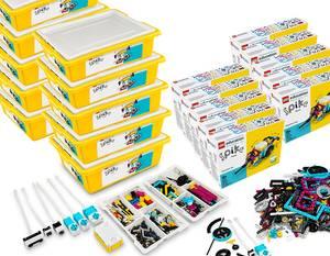 Bilde av  LEGO® Education SPIKE™ Prime med utbyggnadsset (20 elever)