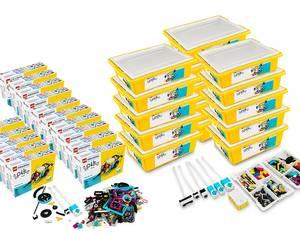 Bilde av  LEGO® Education SPIKE™ Prime med utbyggnadsset (30 elever)