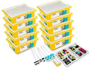 Bilde av  LEGO® Education SPIKE™ Prime (20 elever)