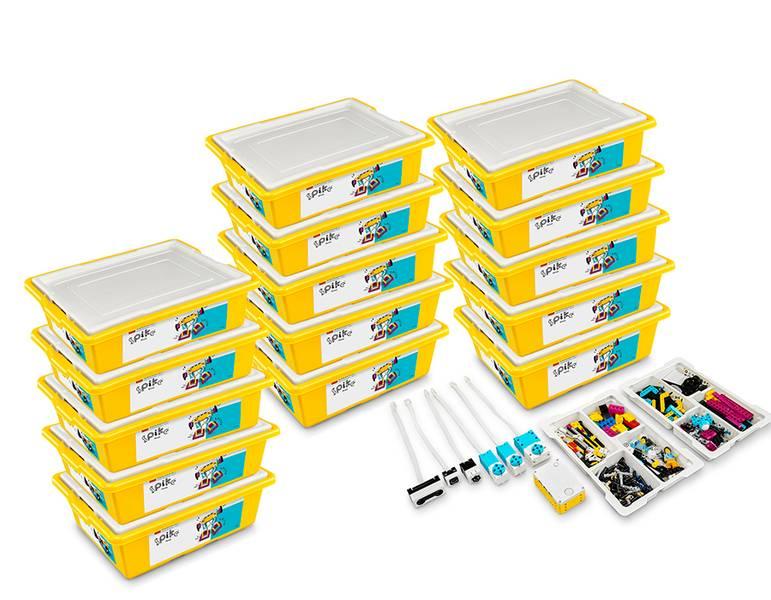 LEGO® Education SPIKE™ Prime (30 elever)