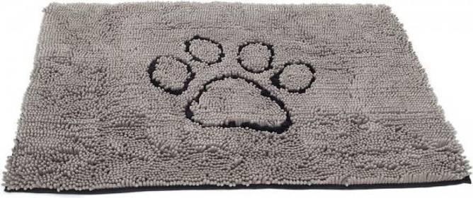 Bilde av Dirty Dog Doormat Str M farge grå