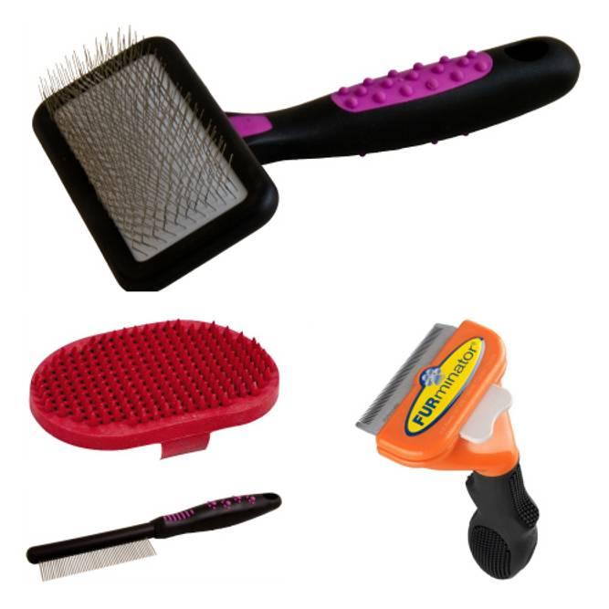 Bilde av Kam og børster
