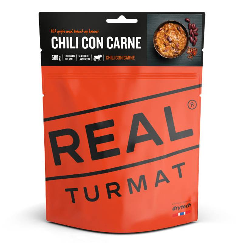 Bilde av Real Turmat Chili Con Carne 500g