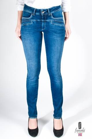 Bilde av Funaki Verona jeans blå denim