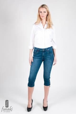 Bilde av Funaki Triangle capri jeans