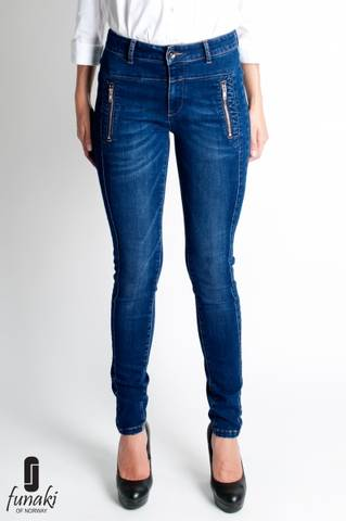 Bilde av Funaki Hazle jeans Blue