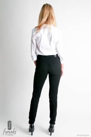 Bilde av Funaki Celine Black jeans