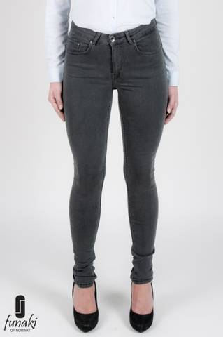 Bilde av Funaki Crow jeans Steel grey