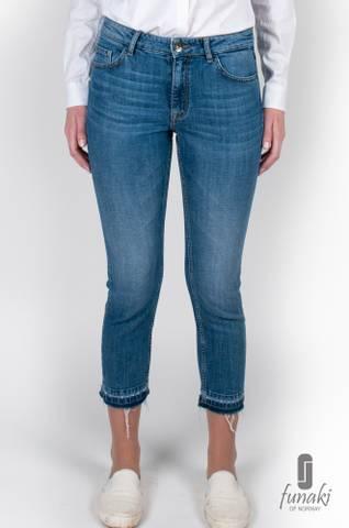Bilde av Funaki Natalie jeans Blue