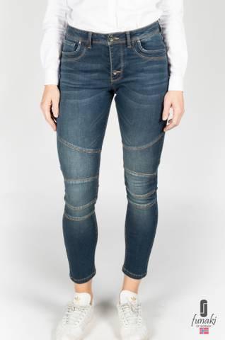 Bilde av Funaki Conner jeans blå denim