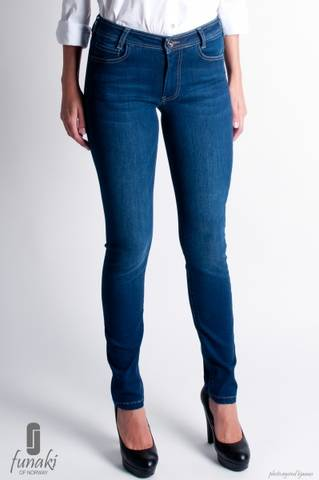 Bilde av Funaki Adobe jeans Blue