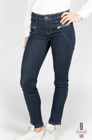 Bilde av Funaki Simi jeans dark blue