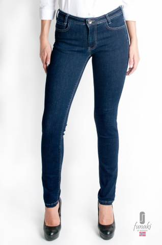 Bilde av Funaki Adobe jeans Dark Blue