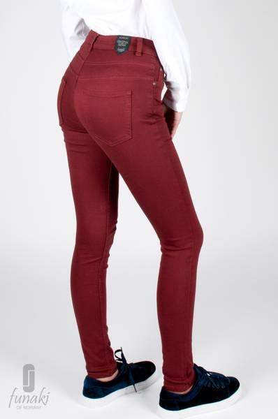 Funaki Crow twill jeans Terrakotta