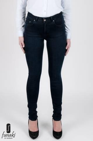 Bilde av Funaki Crow jeans Blue/black