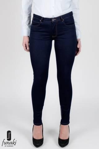 Bilde av Funaki Mira ankel jeans dark