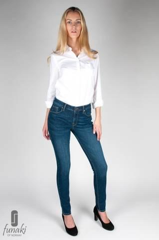 Bilde av Funaki Karen jeans Blue