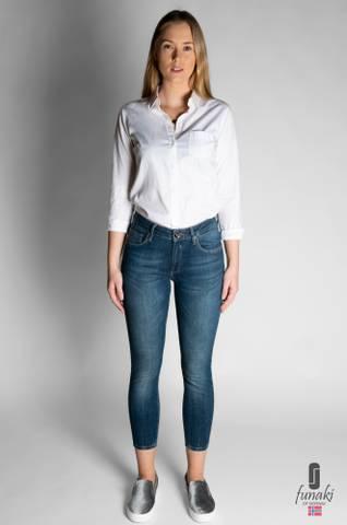 Bilde av Funaki Frida jeans BT-Blue