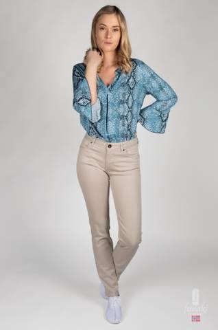 Bilde av Funaki Mari Sand twill jeans