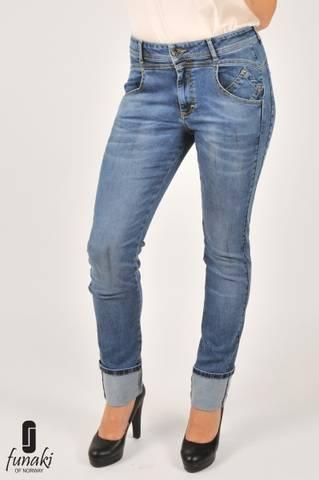 Bilde av Funaki Colfax jeans Blue