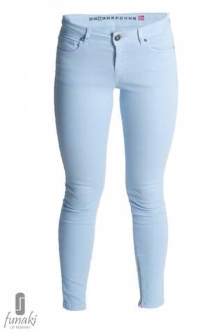 Bilde av Funaki Mira ankel jeans Lys