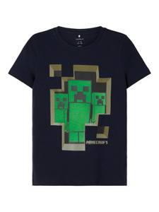 Bilde av Minecraft t-shirt Dada dark
