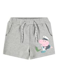 Bilde av Peppa sweat shorts nuka grey