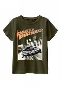 Bilde av T-shirt F&F Per ivy green