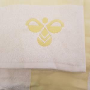 Bilde av Hml Badehåndkle limelight