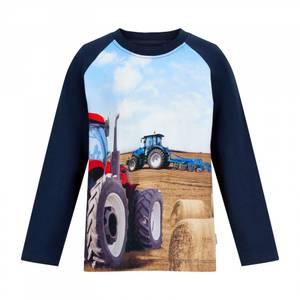 Bilde av MY Traktor topp blå