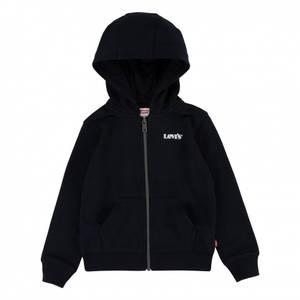 Bilde av Levi`s Full zip hoodie black 6-8år
