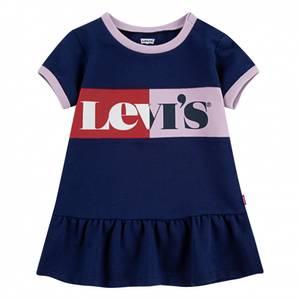 Bilde av Levi`s sweat kjole blue