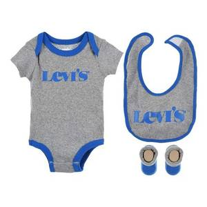 Bilde av Levi`s gavepakke baby blå