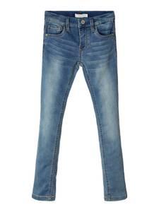 Bilde av Superstretch x-slim jeans Theo light blue