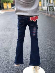 Bilde av Levi`s HR flare jeans indigo 6-8